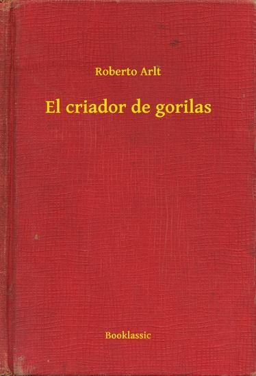 El criador de gorilas - cover