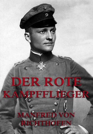 Der rote Kampfflieger - Erweiterte Ausgabe - cover