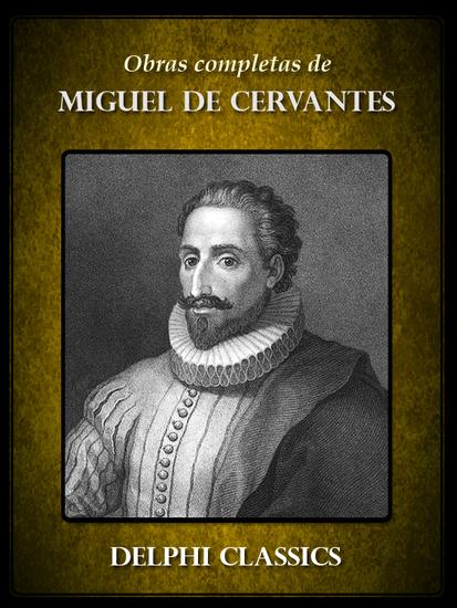 Obras Completas de Miguel Cervantes - cover
