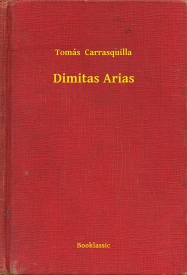 Dimitas Arias - cover