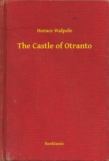 The Castle of Otranto - cover