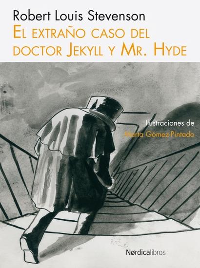 El extraño caso del Doctor Jekyll y Mr Hyde - cover