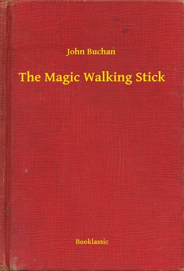 The Magic Walking Stick - cover