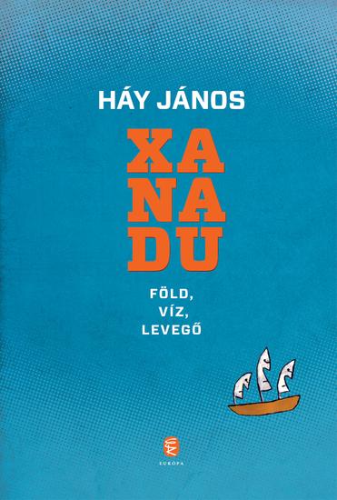 Xanadu - Föld víz levegő - cover