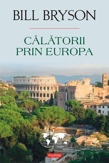 Călătorii prin Europa - cover