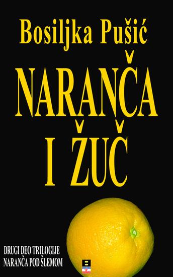 Naranca i zuc - cover