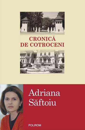 Cronică de Cotroceni - cover