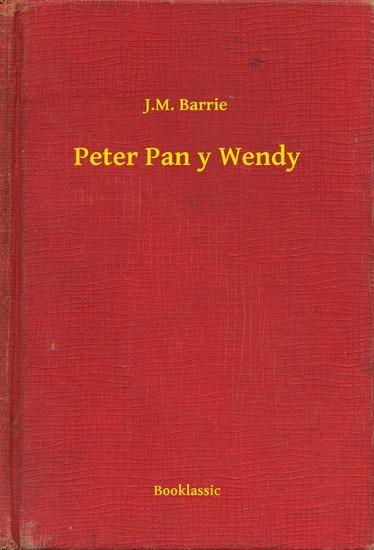 Peter Pan y Wendy - cover