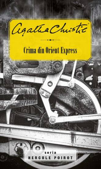 Crima din Orient Express - cover