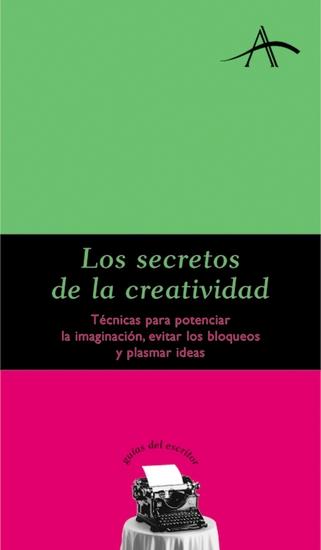 Los secretos de la creatividad - cover
