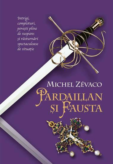 Pardaillan si Fausta - cover