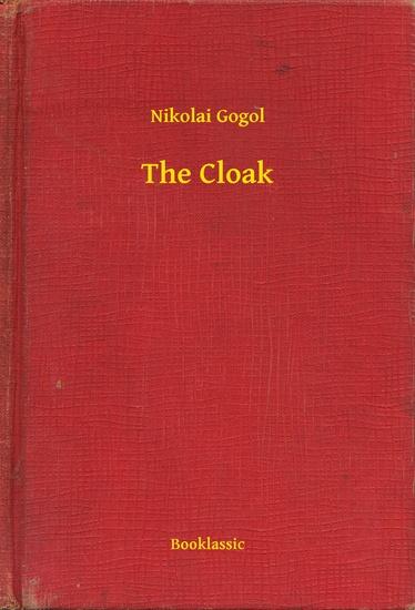The Cloak - cover