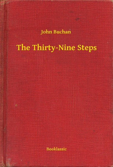 The Thirty-Nine Steps - cover