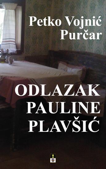 Odlazak pauline plavsic - cover
