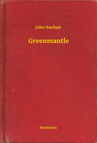 Greenmantle - cover