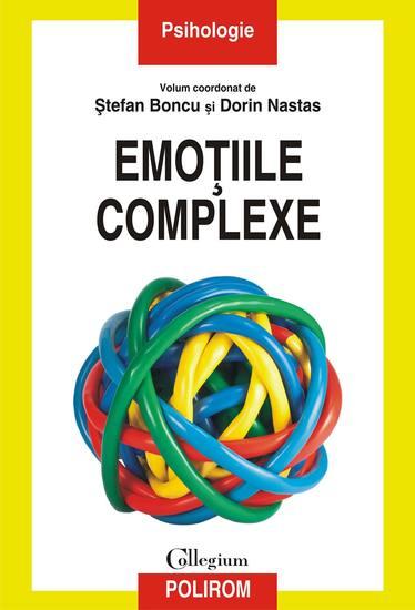 Emoţiile complexe - Collegium - cover