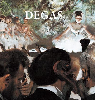 Degas - cover