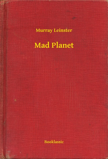 Mad Planet - cover