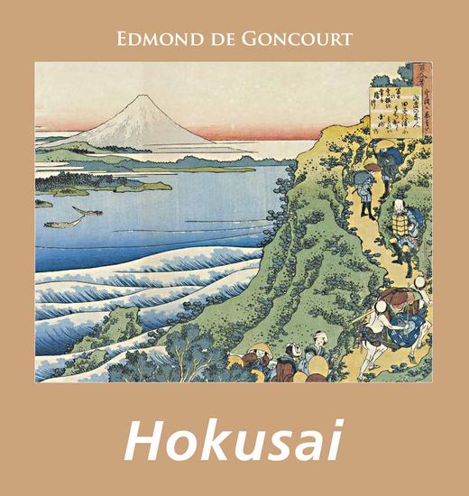 Hokusai - cover