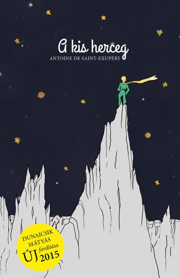 A kis herceg - cover