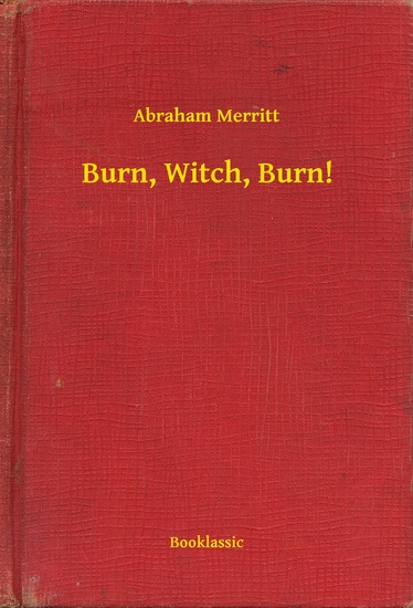 Burn Witch Burn! - cover