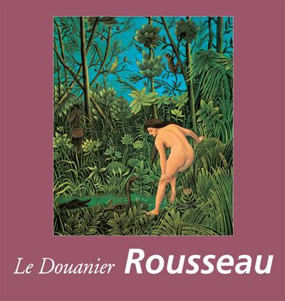 Le Douanier Rousseau - cover