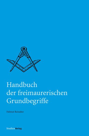Handbuch der freimaurerischen Grundbegriffe - cover