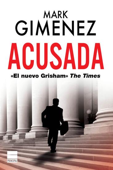 Acusada - cover