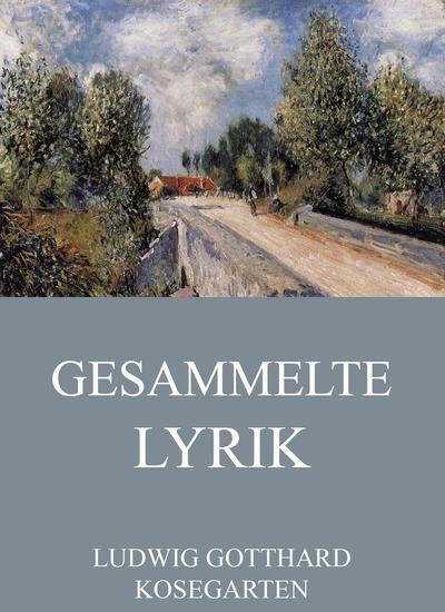 Gesammelte Lyrik - Erweiterte Ausgabe - cover