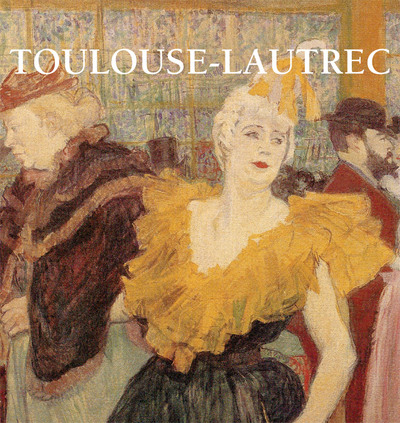 Toulouse-Lautrec - cover