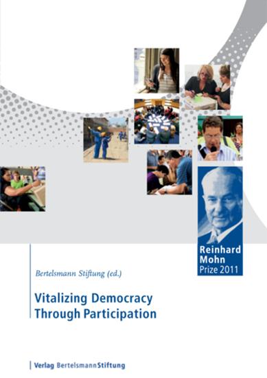 Vitalizing Democracy Through Partizipation - cover