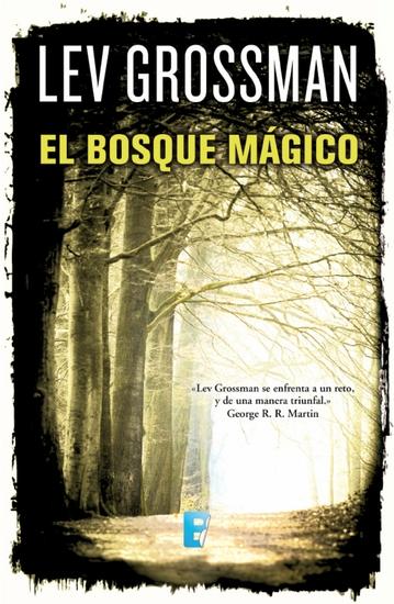 El bosque mágico - cover