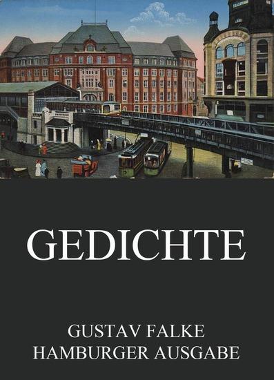 Gedichte - Erweiterte Ausgabe - cover