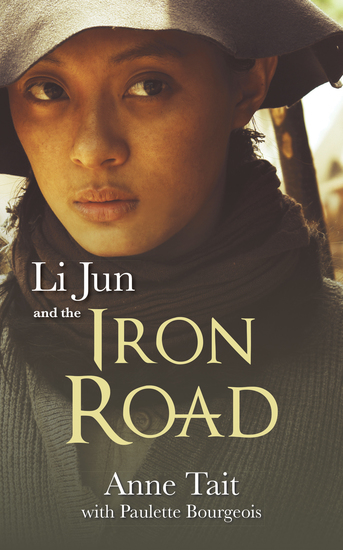 Li Jun and the Iron Road - cover