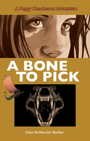 A Bone to Pick - A Peggy Henderson Adventure - cover