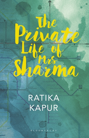 The Private Life of Mrs Sharma - cover