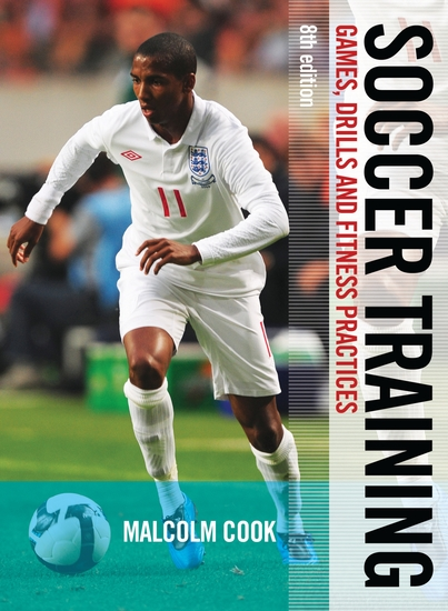 Soccer Training - Games Drills and Fitness Practices - cover