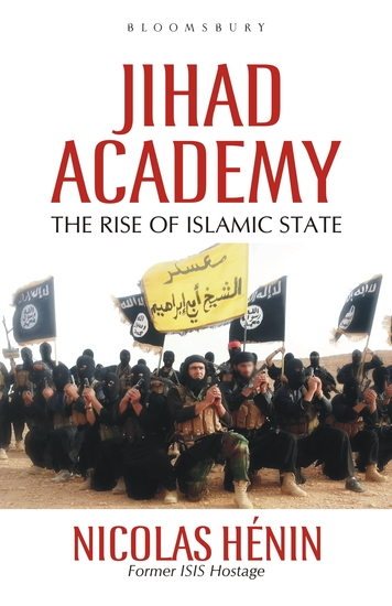 Jihad Academy - The Rise of Islamic State - cover