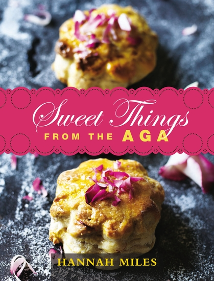 Sweet Things from the Aga - cover