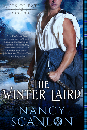 The Winter Laird - Mists of Fate - Book One - cover