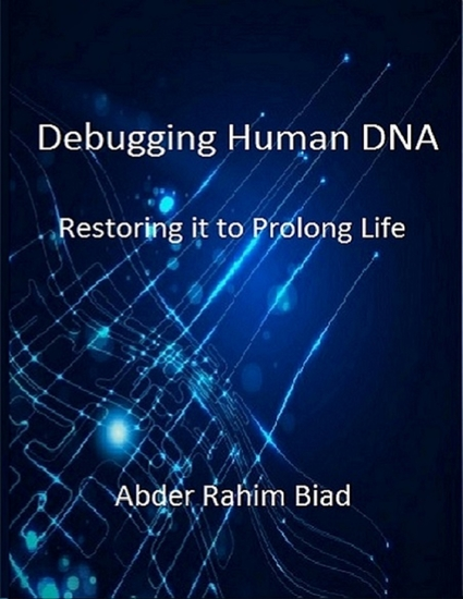 Debugging Human Dna - cover