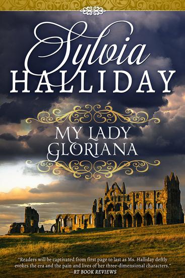 My Lady Gloriana - cover