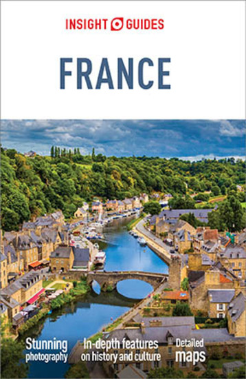 Insight Guides France - cover
