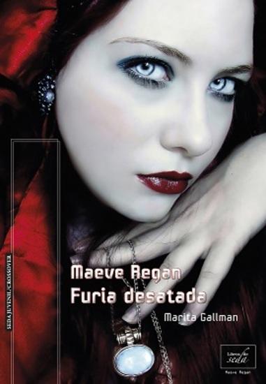 Furia desatada Maeve Regan 3 - cover