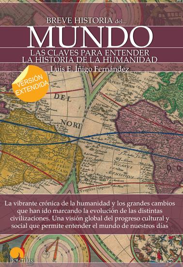 Breve historia del mundo (versión extendida) - cover