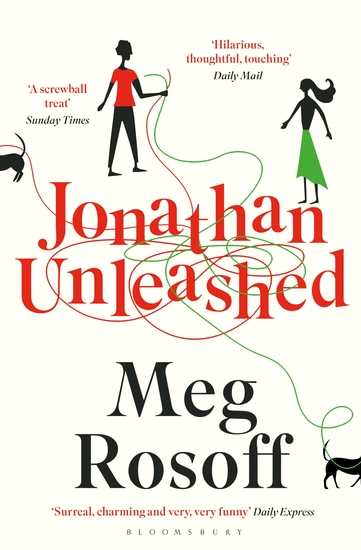 Jonathan Unleashed - cover