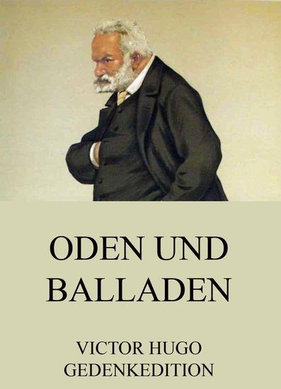 Oden und Balladen - Erweiterte Ausgabe - cover