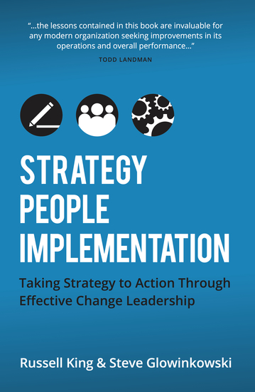 Strategy PeopleImplementation - Taking Strategy to Action Through Effective Change Leadership - cover