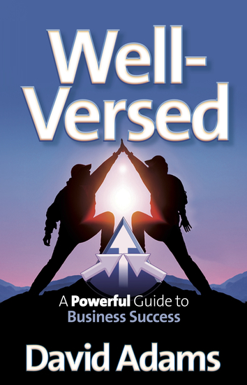 Well-Versed - A Powerful Guide to Business Success - cover