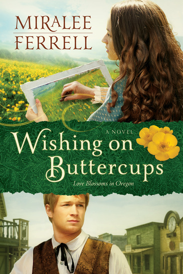 Wishing on Buttercups - A Novel - cover